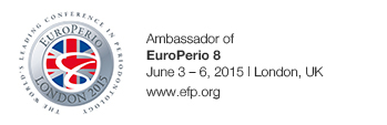 Ambassador of EuroPerio8 , London